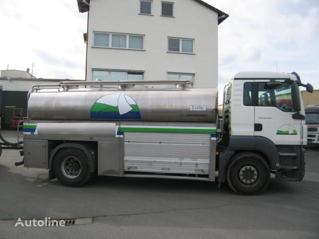 MAN TGS 18.400 (No. 2779) Milchtransporter LKW