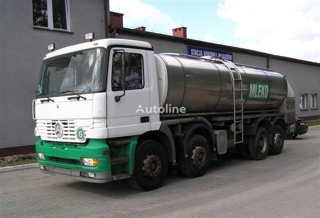 MERCEDES-BENZ ACTROS 3340  Milchtransporter LKW
