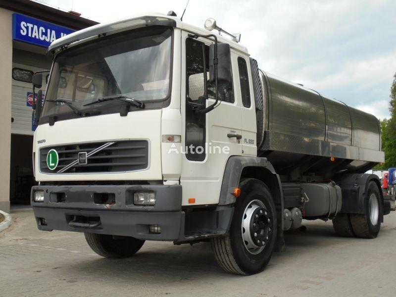 VOLVO FL 220 Milchtransporter LKW