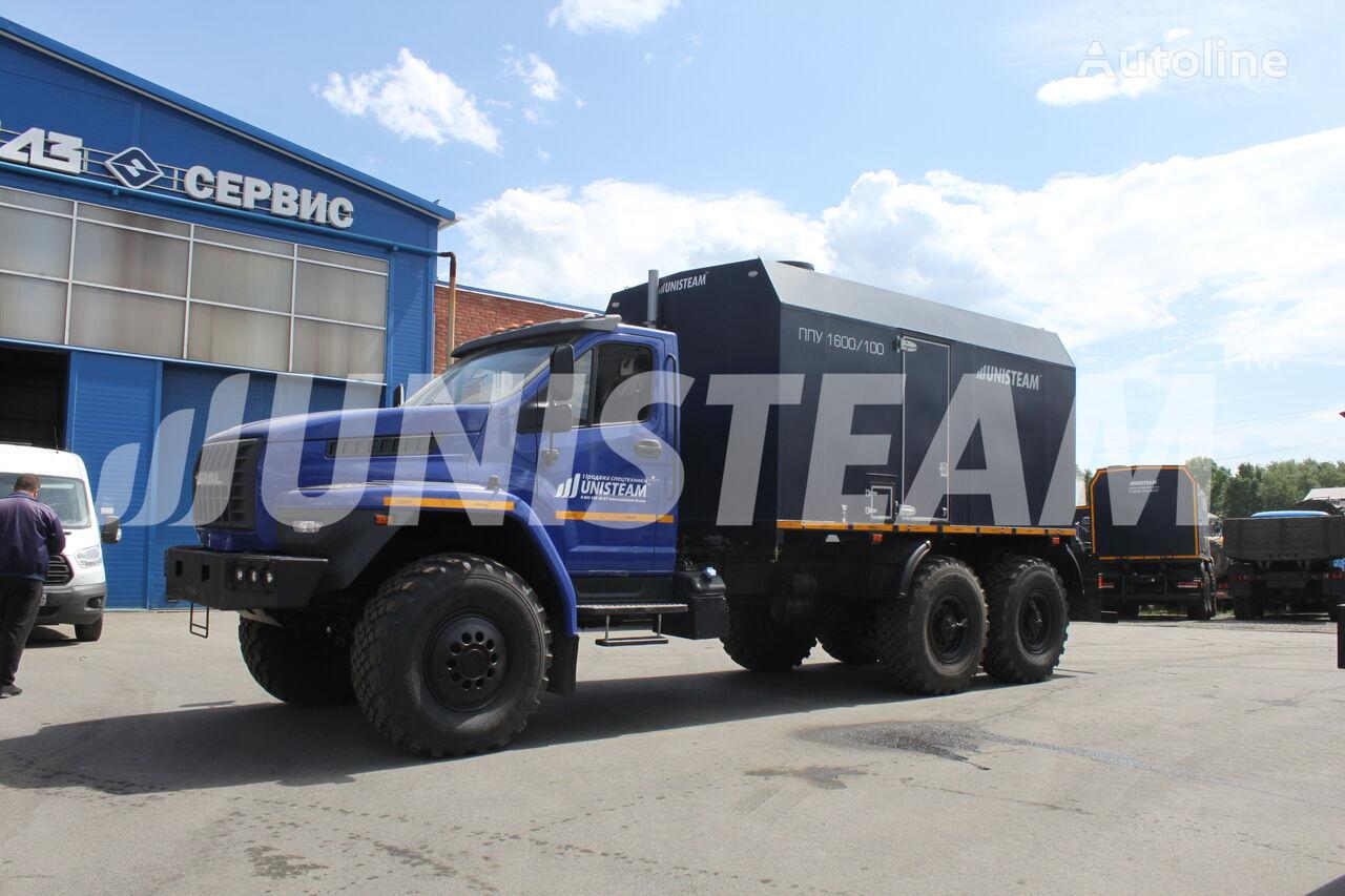 neuer UNISTEAM PPUA 1600/100 serii UNISTEAM-M1 URAL NEXT 4320 Militär LKW