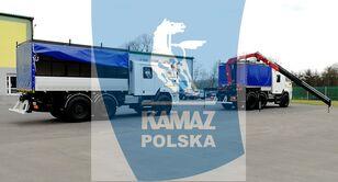 neuer KAMAZ 6x6 SERWISOWO-WARSZTATOWY Militär LKW