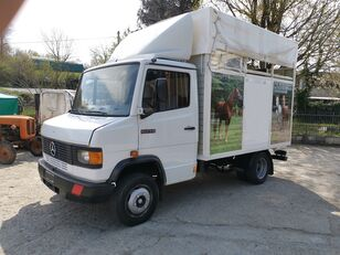 MERCEDES-BENZ 609 Pferdetransporter LKW