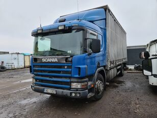 SCANIA 94D260 Exportamos a Paraguay Planen-LKW