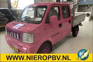 DFSK V21 Dubb cab Airco MMBSZ1 * SPECIAL PINK HUMMER EDITION* Pritsche LKW