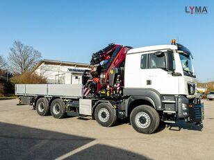 neue MAN 41.510 - 8x8 ALLRAD  Pritsche LKW