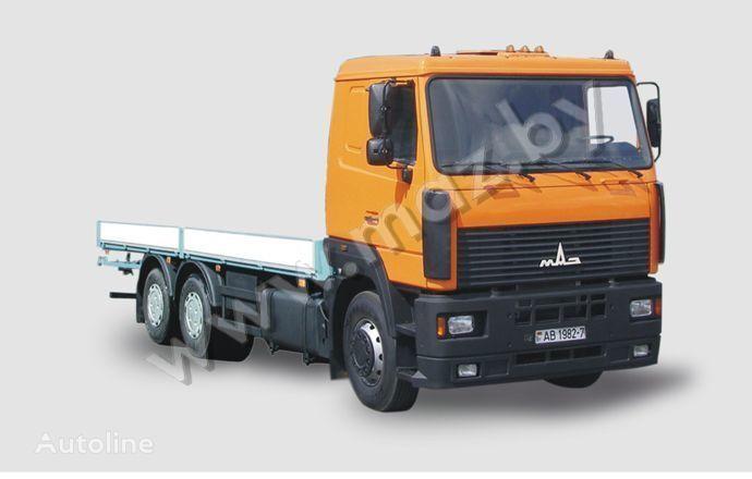 MAZ 6312 A5 Pritsche LKW