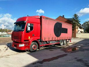 RENAULT Premium 380DXi/LBW1500kg/Klima Schiebeplanen-LKW