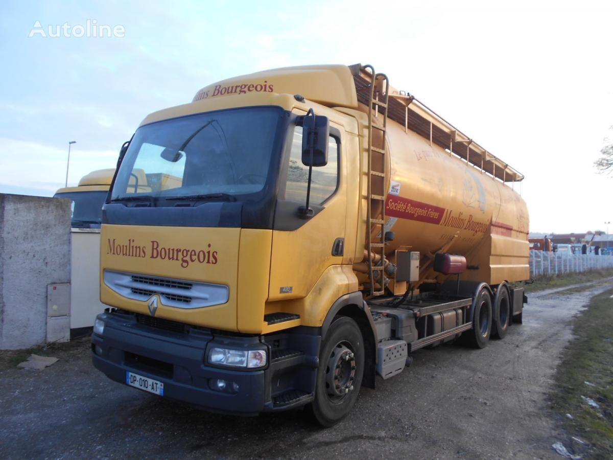RENAULT Premium 420 DCI Tankaufbau LKW