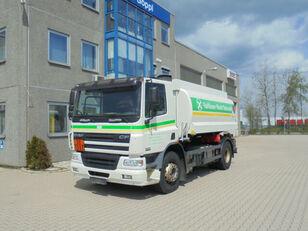 DAF CF75.310 ROHR 13.500L 2 Kammern Heizöl Diesel Tankfahrzeug