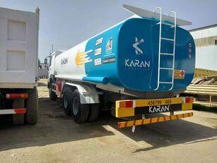 HOWO On Sale!!! 6x4 Aluminium Compartments Fuel Tank Truck Tankfahrzeug