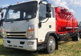neues JAC Автотопливозаправщик АТЗ-8 на шасси JAC N 120 Tankfahrzeug