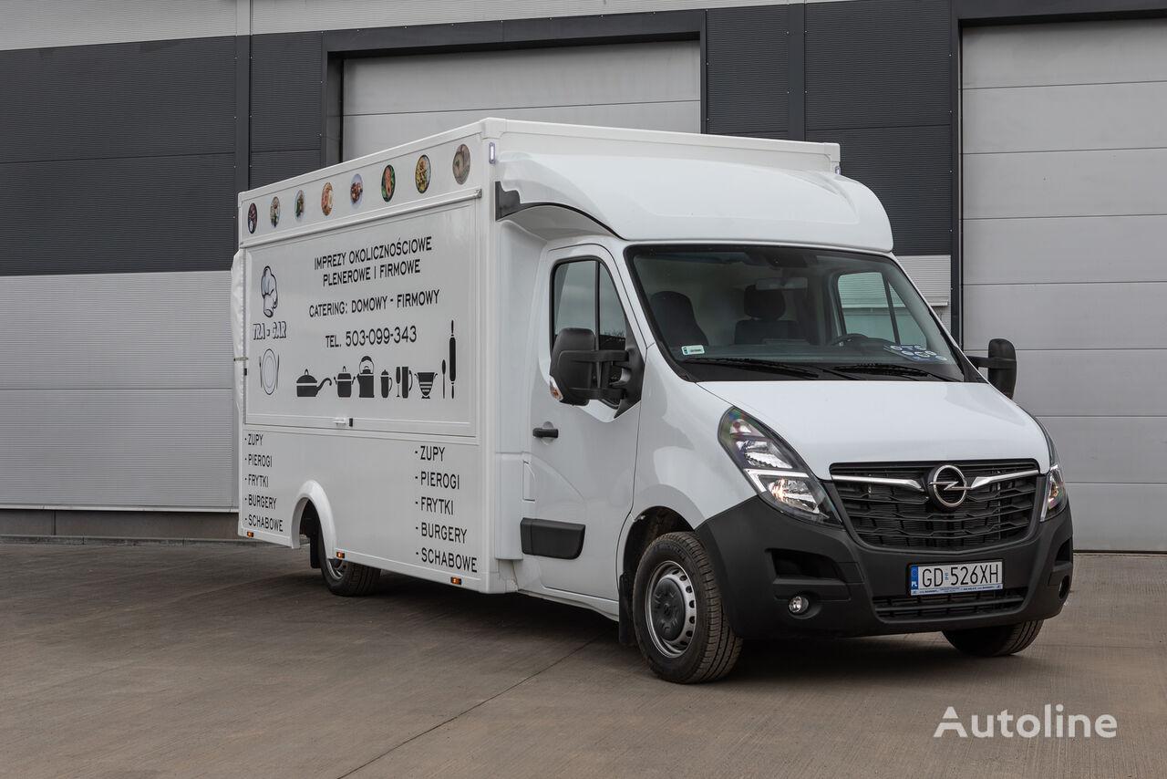 neuer BANNERT Verkaufswagen Imbisswagen Food Truck Elektryk Verkaufswagen