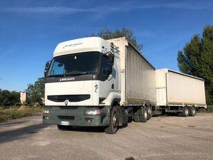 RENAULT PREMIUM 420 DCI + biga Omar Verkaufswagen