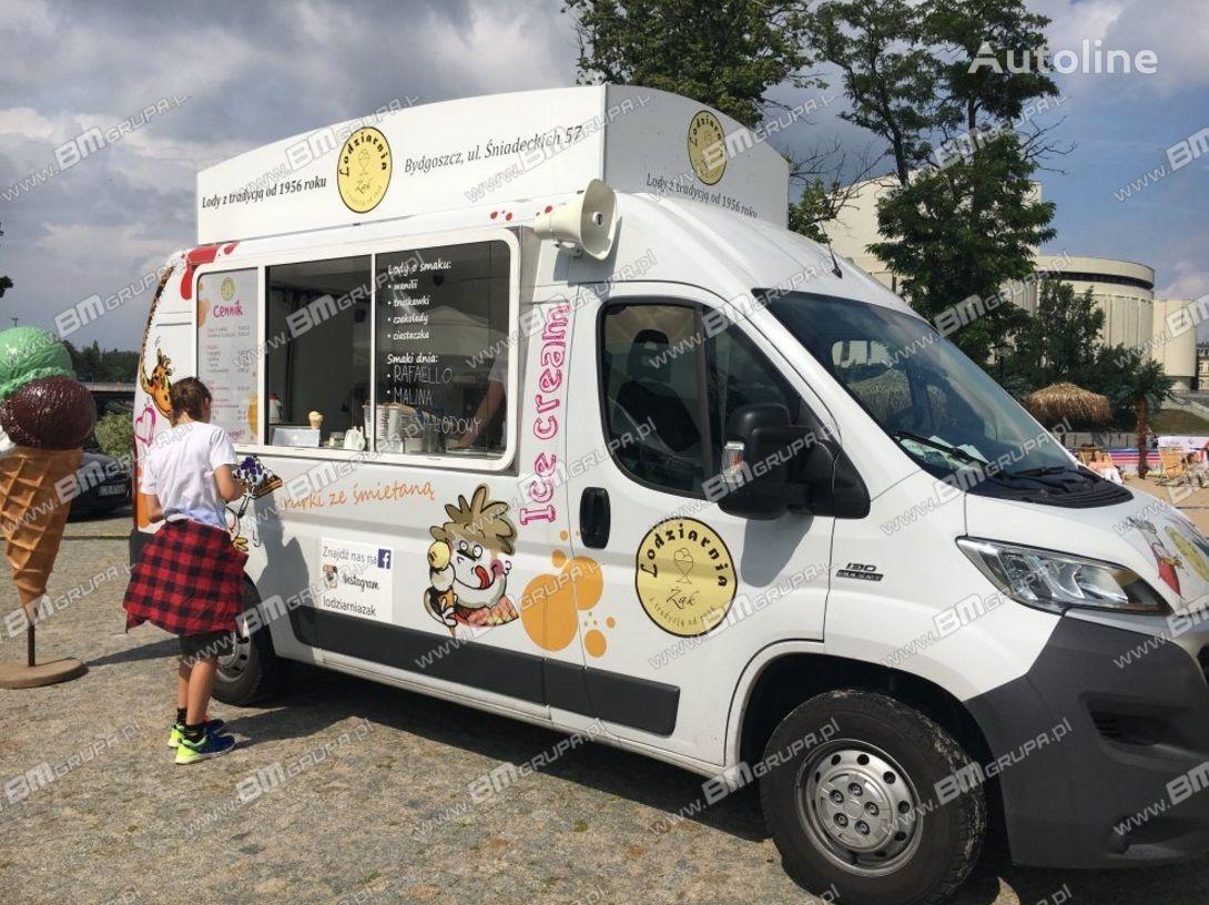 neuer BMgrupa Food Truck, Imbissmobile, zabudowa na pojeździe Verkaufswagen