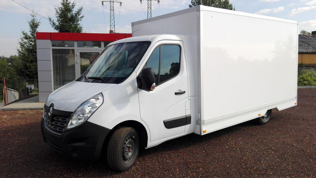 neuer OPEL Movano Verkaufswagen