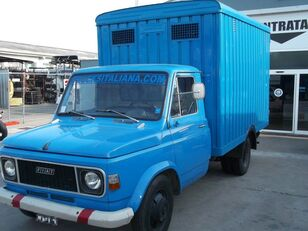 FIAT 616 N3/4 TRASPORTO BESTIAME ANIMALI VIVI Viehtransporter LKW