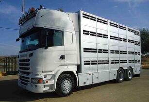 SCANIA R 490 Viehtransporter LKW