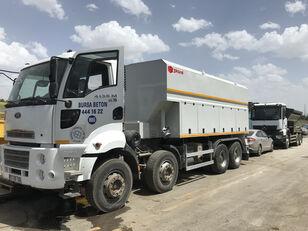 neuer 3Kare Toz Malzeme Serici / Çimento Serici Zementtransporter