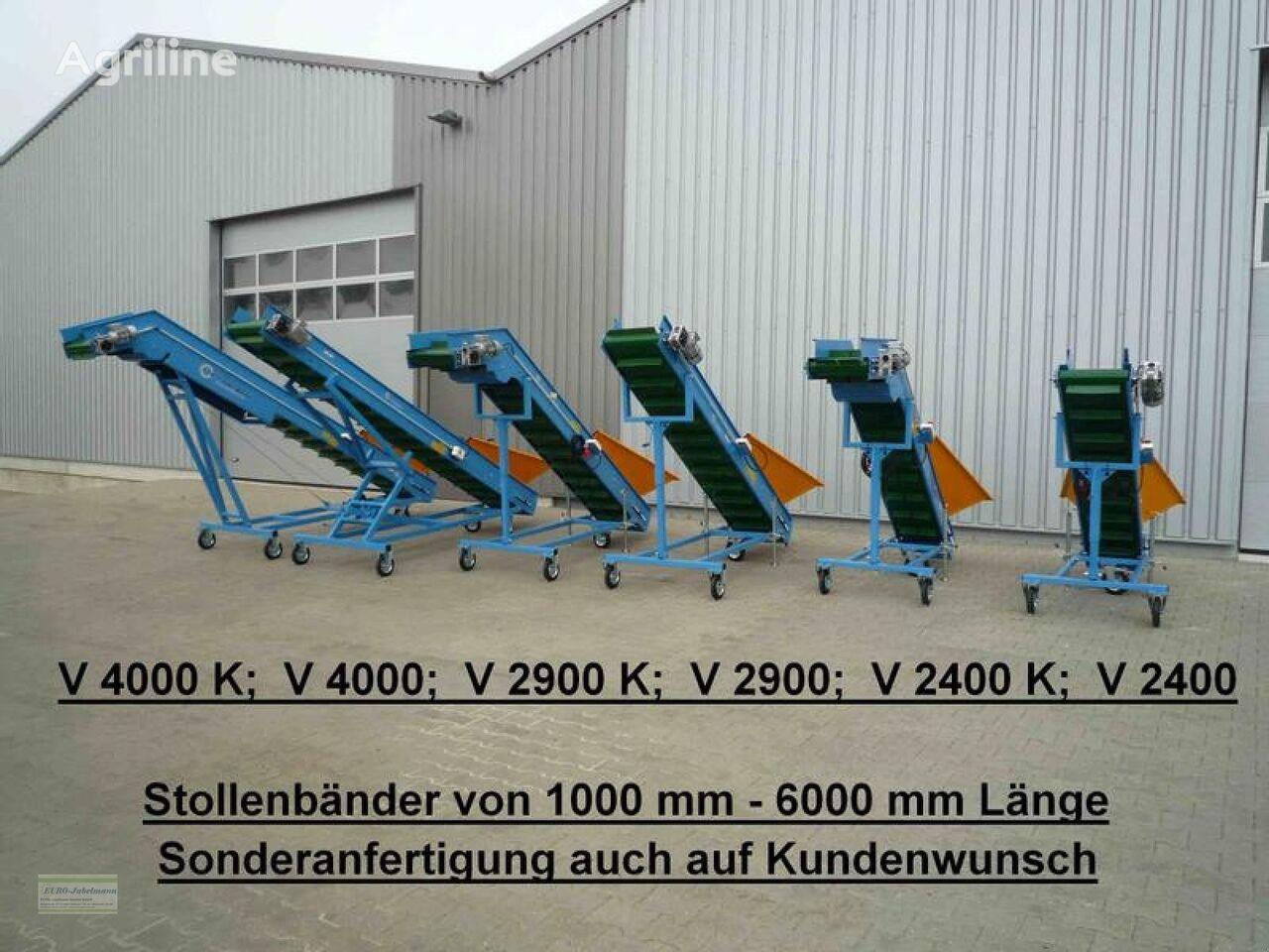neue Länge: 1000 - 6000 mm, eigene Herstellung (Made in Germany) Absackwaage