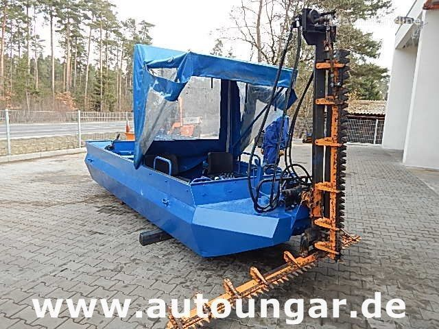 JOHN DEERE O 403 FH Mähboot Aquatic Weed Harvester T-Balken Andere Landmaschinen