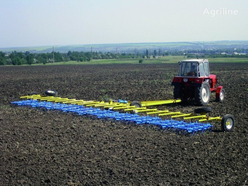 neue Pruzhinnaya borona BZP-15,2 i BZP-24,5 (ZPG-15,ZPG-24) Egge