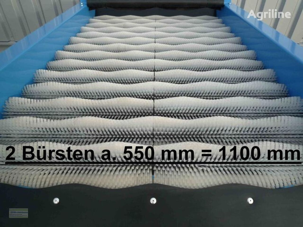 neue EURO-Jabelmann V 11010; NEU Gemüsewaschmaschine