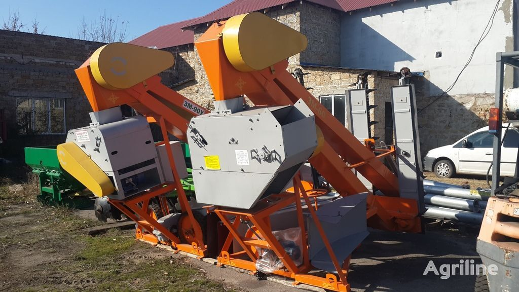 neues ZM-60Usilennyy  (ZM-90U) Novyy Getreidestreuer