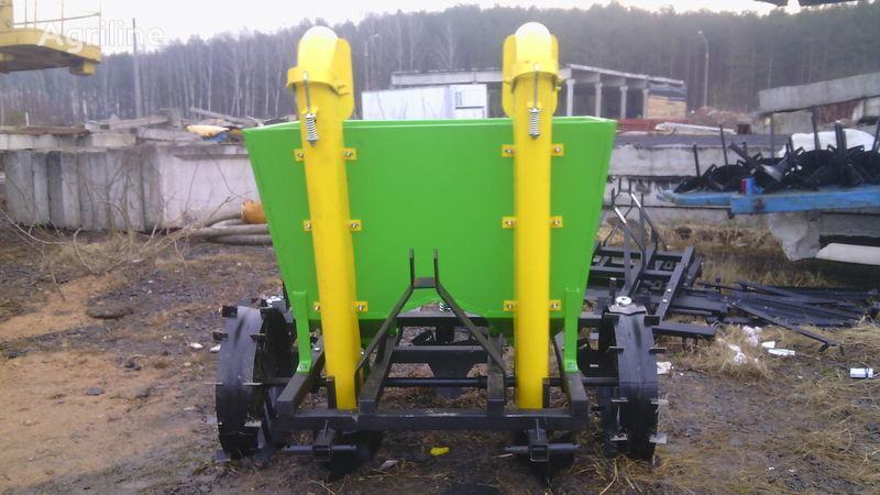 neue BOMET Kartoffellegemaschine