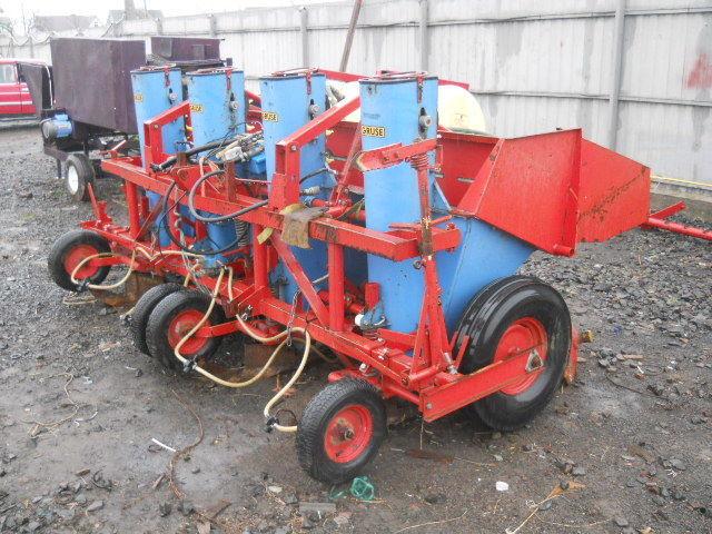 Gruse VL 19 Kartoffellegemaschine