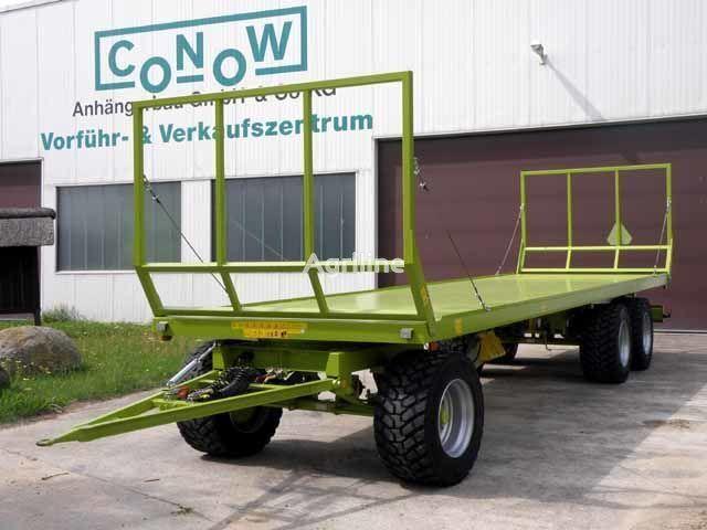 neuer CONOW Ballentransportwagen Landwirtschaftliche Anhänger