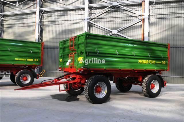 neuer PRONAR PT610 paletowa 10 t / 13,2 m³  Landwirtschaftliche Anhänger
