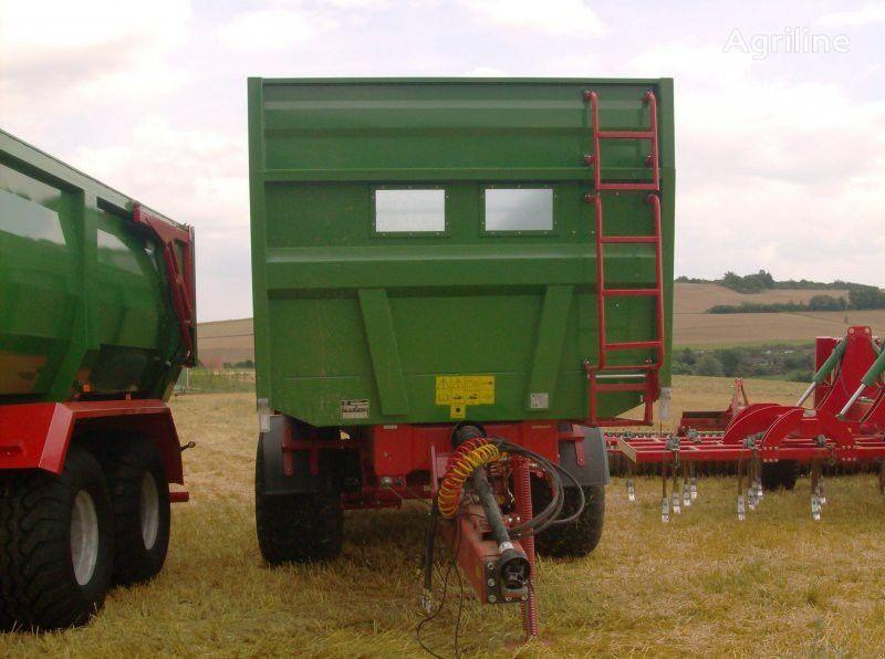 PRONAR  Przyczepa tandem PRONAR T683 paletowa 15,3 t / 17,2 m³ Landwirtschaftliche Anhänger