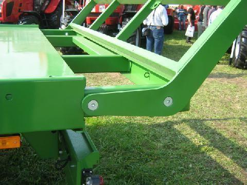 neuer PRONAR  T025 12t / 17,7 m Landwirtschaftliche Anhänger