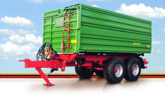 neuer PRONAR T683H 15,1 t / 20,3 m ³  Landwirtschaftliche Anhänger
