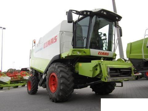 CLAAS 560 Mähdrescher