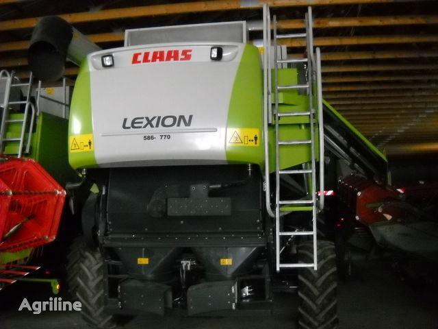 CLAAS LEXION 560 Mähdrescher