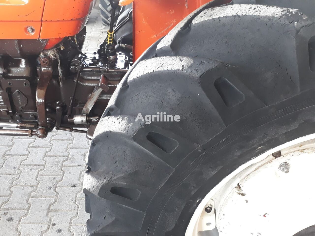 FIAT 640 Radtraktor