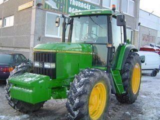 JOHN DEERE 6600 Radtraktor