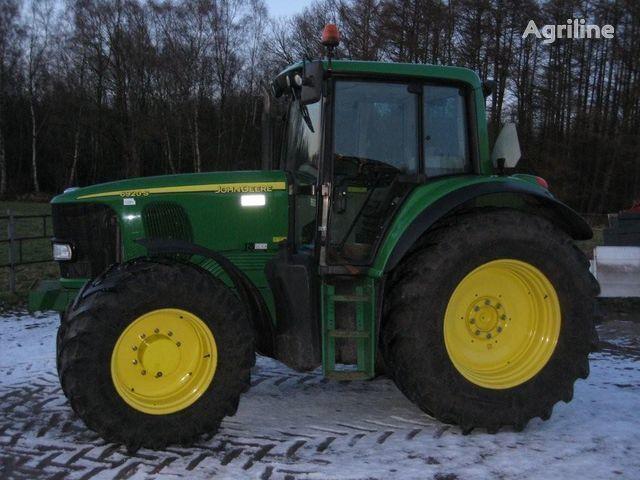 JOHN DEERE 6920S Radtraktor