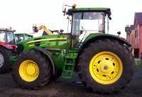 JOHN DEERE 7930 Radtraktor