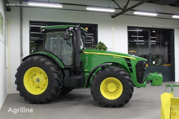 neuer JOHN DEERE 8320R Radtraktor