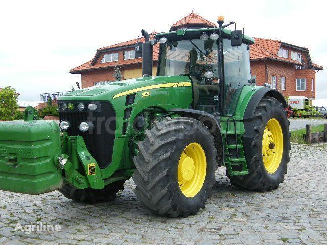 JOHN DEERE 8530 Radtraktor