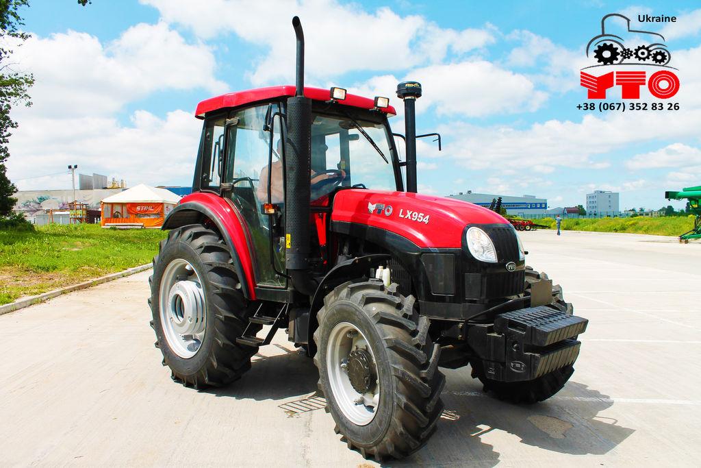 YTO LX954 Radtraktor