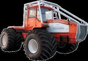 HTA-200-07 Radtraktor