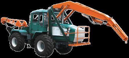 HTA-200-BKM Radtraktor