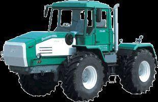 HTA-220 Radtraktor