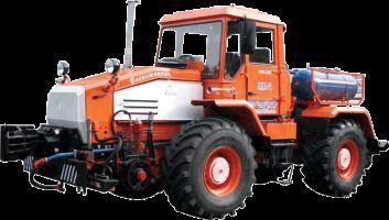 MMT-2  Manevrovyy motovoz na baze traktora HTA-200  Radtraktor