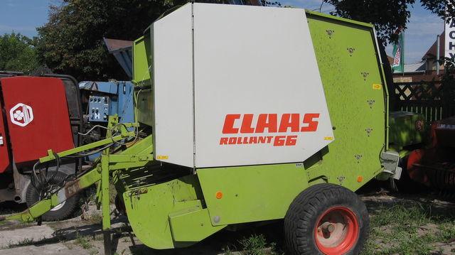 CLAAS ROLLANT 66,62.44.46 Rundballenpresse