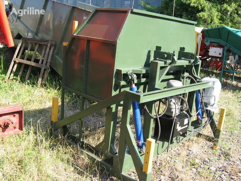 neuer KEULMAC oprokidyvatel ovoshchnyh konteynerov Schüttbunker