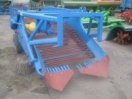 AGROMET Z-609 Siebkettenroder